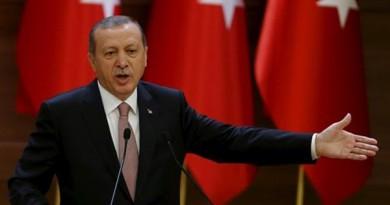 أردوغان يطالب بدستور جديد يعطيه سلطات أكبر