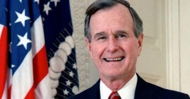 بوش الأب ينتقد ديك تشينبي ورامسفيلد في مذكراته