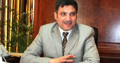 حسام مغازي وزير الموارد والري
