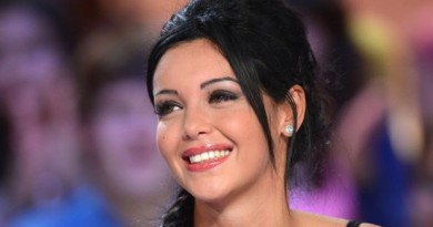 نجمة تليفزيون الواقع الفرنسية نبيلة بن عطية
