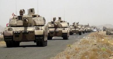 الجيش اليمني يتصدى لتعزيزات عسكرية للحوثيين في تعز