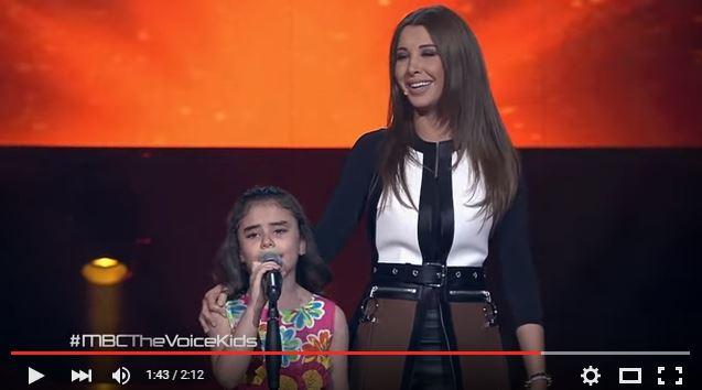 الموسم الاول من the voice kids