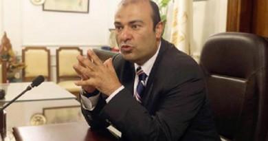 خالد حنفى وزير التموين