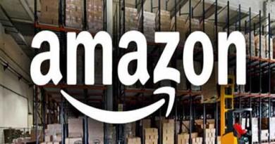 شركة التجارة الأمريكية عبر الإنترنت أمازون
