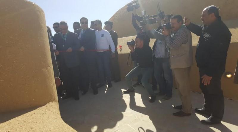 افتتاح اول متحف حفريات بالشرق الأوسط في مصر