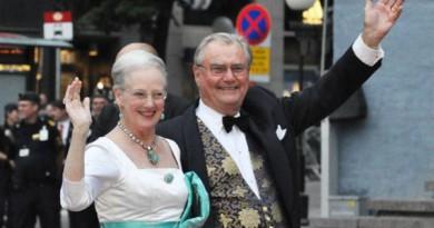 زوج ملكة الدنمارك