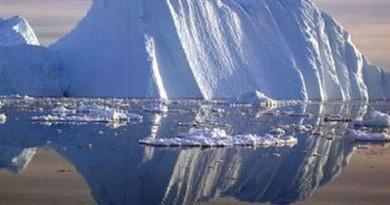 جبال جليد