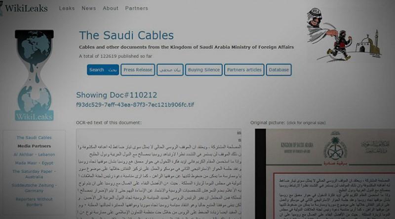 تسريب ملفات سعودية جديدة عن خطط المملكة ضد روسيا وسوريا (صور)