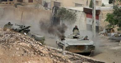 مقتل 76 من قوات النظام السوري في كمين قرب دمشق قبل أيام