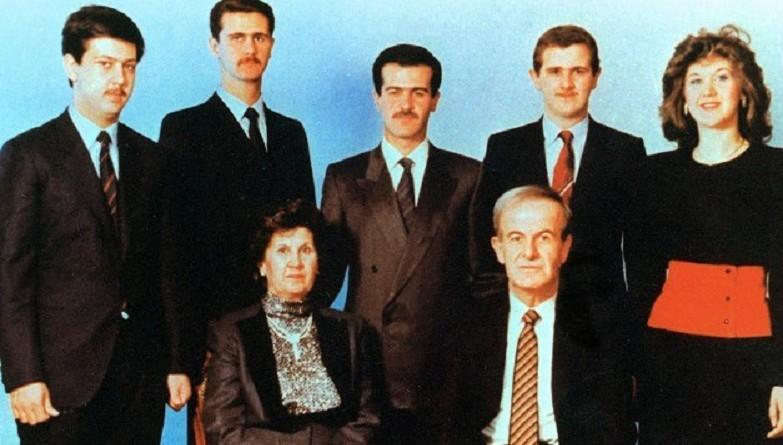 أنيسة مخلوف ... رفيقة الأسد عبر سنوات حكمه لسوريا