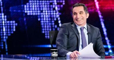 باسم يوسف يقيم دعوي بطلان إيداع حكم التحكيم الدولي