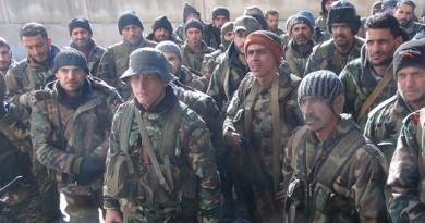 """القوات السورية تصل إلى مداخل بلدة """"كنسبا"""""""