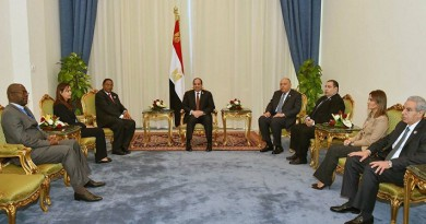 سكرتير عام الكوميسا: مصر باتت العاصمة السياسية والاقتصادية لأفريقيا