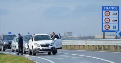 بلجيكا تطبّق إجراءات رقابة مؤقتة على حدودها مع فرنسا