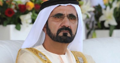 حاكم إمارة دبي محمد بن راشد آل مكتوم