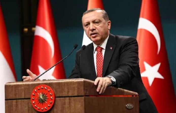 أردوغان يبدأ جولة أفريقية