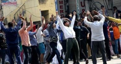 محتجون يقطعون المياه عن نيودلهي
