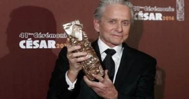 """توزيع جوائز مهرجان """"سيزار"""" السينمائي بباريس"""