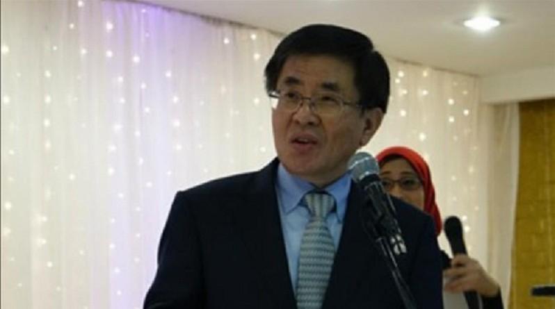 سفير كوريا الجنوبية لدى مصر جونج كوانج- كيون
