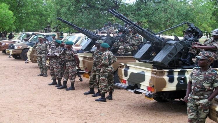 الجيش الكاميروني