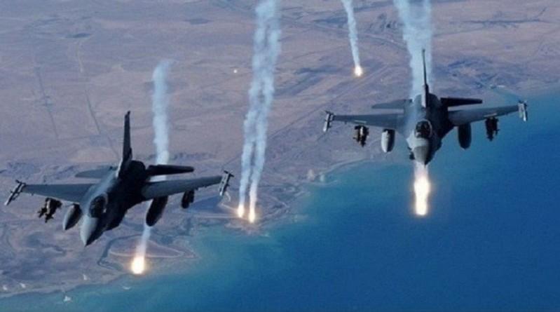 طائرات التحالف الدولي