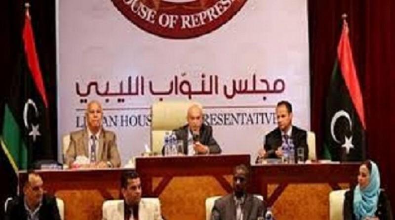 تأجيل جلسة البرلمان الليبي للمصادقة على الحكومة