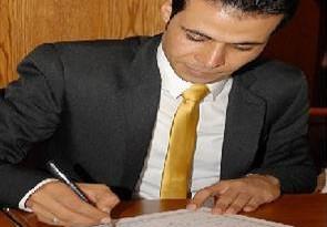 أحمد حافظ صحفي في الأهرام