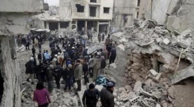 المعارضة السورية توافق على هدنة أسبوعين