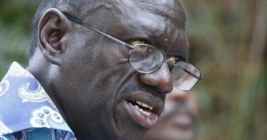 كيزا بيسيجي مرشح المعارضة الرئيسي لانتخابات الرئاسة الأوغندية