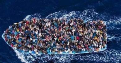 منظمة: أكثر من 110 آلاف مهاجر ولاجئ وصلوا إلى أوروبا هذا العام