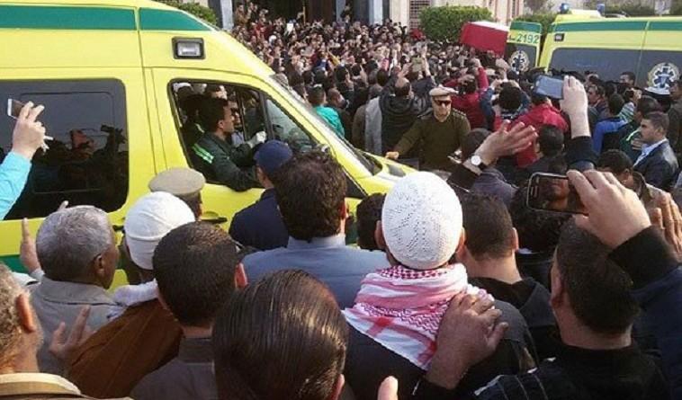 مقتل شخص وإصابة 20 آخرين في انهيار مسجد بكفر الشيخ