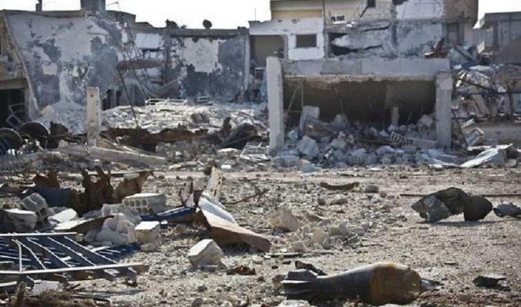 الكرملين: نواصل قصف الإرهابيين في سوريا