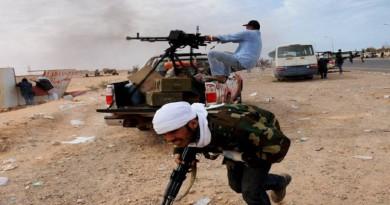 اشتباكات بين الجيش وإسلاميين