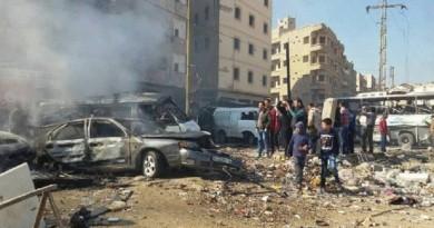 مقتل العشرات في عدة تفجيرات بالسيدة زينب
