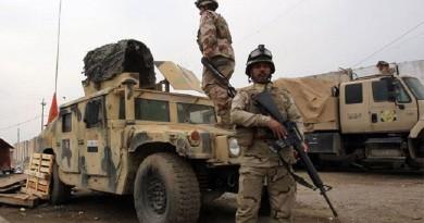 تواصل عمليات الجيش العراقي لتطهير الانبار من داعش