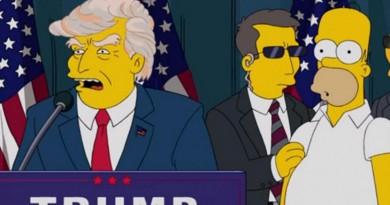 """قبل 15 عامًا.. مسلسل كارتون حذر من """"الرئيس ترامب"""""""