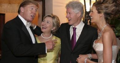 """جامعة كوينيبياك : """"كلينتون"""" ستفوز بالرئاسة الأمريكية على حساب """"ترامب"""""""