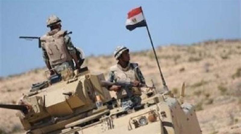 مقتل جندي بانفجار جنوبي الشيخ زويد