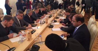 الخارجية: محادثات شكري ولافروف تناولت كافة جوانب العلاقات الثنائية والأوضاع في الشرق الأوسط