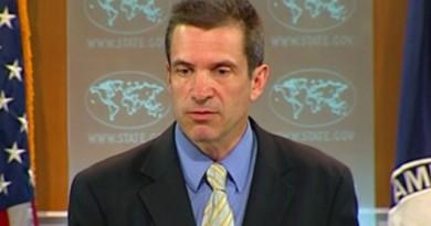 مارك تونر نائب المتحدث الرسمي بأسم الخارجية