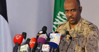 مستشار وزير الدفاع السعودي العميد ركن أحمد عسيري