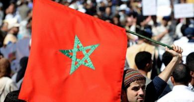 مظاهرة حاشدة ضد أمين عام الأمم المتحدة بالمغرب