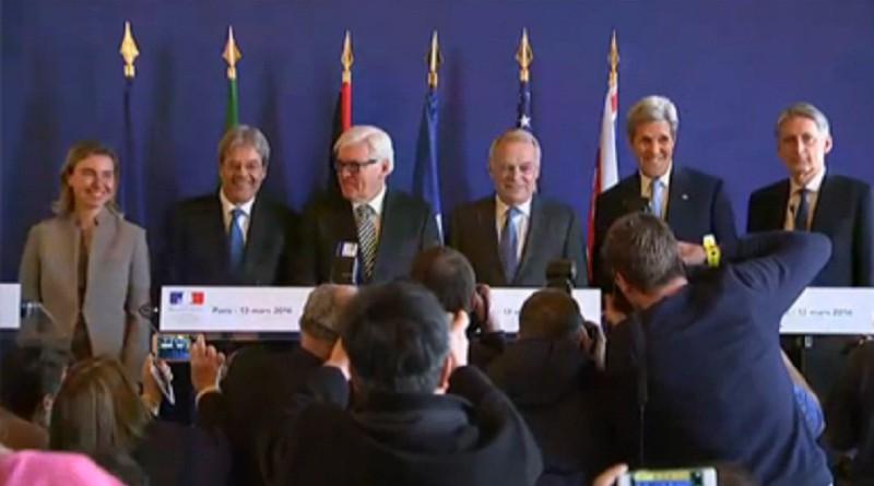 فرنسا وأمريكا: الحكومة السورية تحاول إفساد محادثات السلام