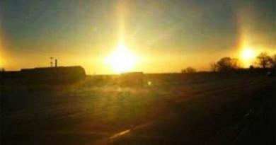 """""""قومي"""" الفلك: ظهور 3 شموس في سماء موريتانيا ليس ظاهرة فلكية"""