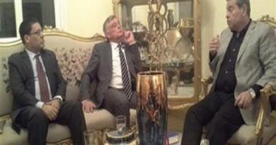 """بعد ضجة لقاء السفير الإسرائيلي.. الإذاعة الإسرائيلي: النواب المصري أسقط عضوية """"عكاشة"""""""