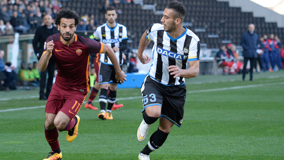 """Udinese Calcio v AS Roma - Serie A"""