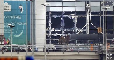 الكشف عن مضمون وصية انتحاري مطار بروكسل