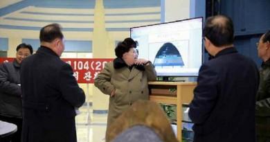 الزعيم الكوري الشمالي يعتزم اجراء تجربة قوة تفجير رؤوس نووية