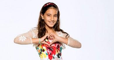 لين الحايك تفوز في The Voice Kids