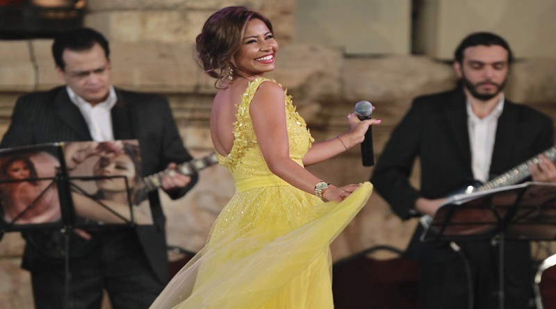 شيرين تعود للمهرجانات الغنائية في موازين إيقاعات العالم بالمغرب